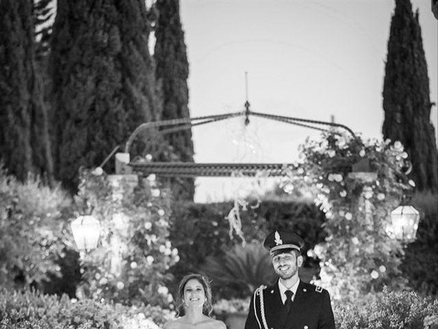 Il matrimonio di Emanuele e Erina a San Gimignano, Siena 53