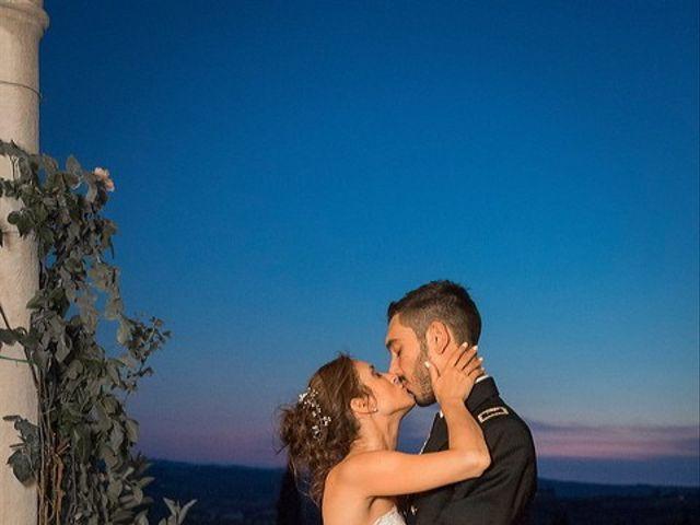 Il matrimonio di Emanuele e Erina a San Gimignano, Siena 55