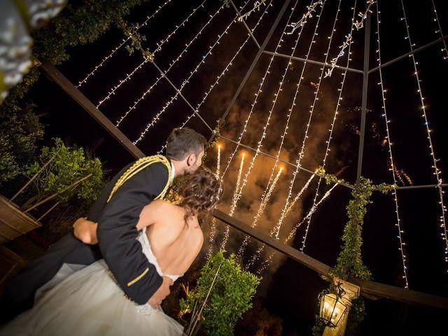 Il matrimonio di Emanuele e Erina a San Gimignano, Siena 59