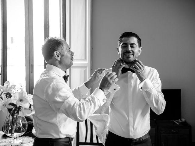Il matrimonio di Pietro e Sabine a Firenze, Firenze 15