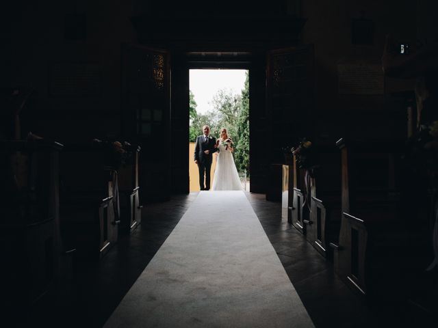 Il matrimonio di Pietro e Sabine a Firenze, Firenze 26