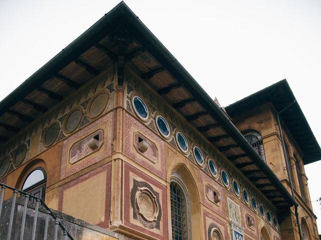 Il matrimonio di Pietro e Sabine a Firenze, Firenze 41
