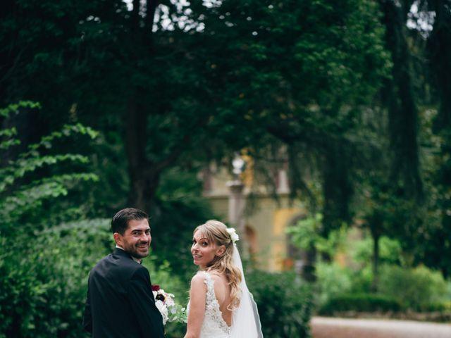 Il matrimonio di Pietro e Sabine a Firenze, Firenze 42