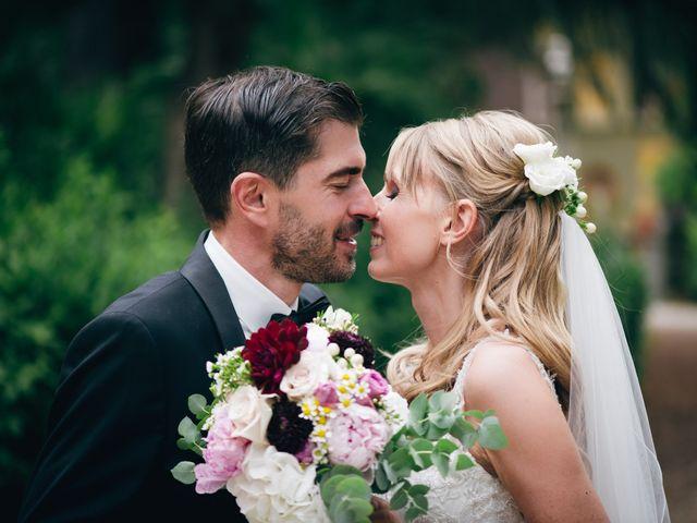 Il matrimonio di Pietro e Sabine a Firenze, Firenze 43