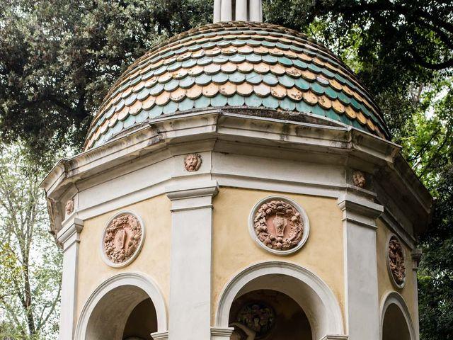 Il matrimonio di Pietro e Sabine a Firenze, Firenze 44