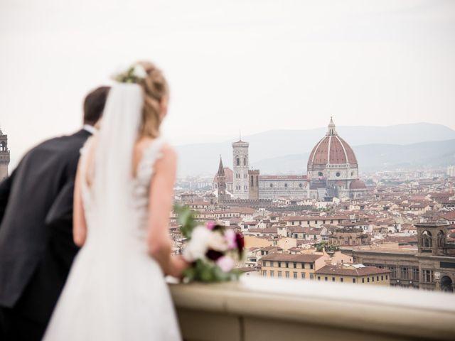Il matrimonio di Pietro e Sabine a Firenze, Firenze 48