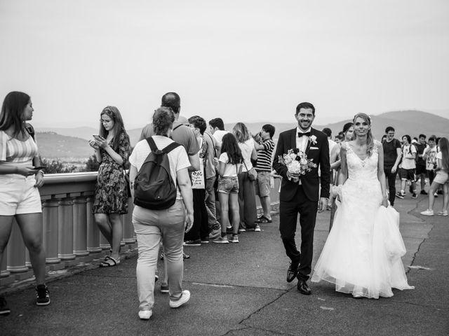 Il matrimonio di Pietro e Sabine a Firenze, Firenze 49