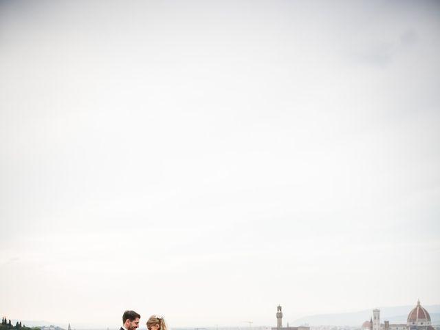 Il matrimonio di Pietro e Sabine a Firenze, Firenze 51