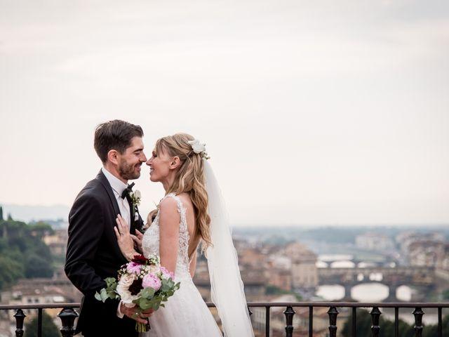 Le nozze di Sabine e Pietro