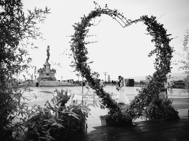 Il matrimonio di Pietro e Sabine a Firenze, Firenze 53