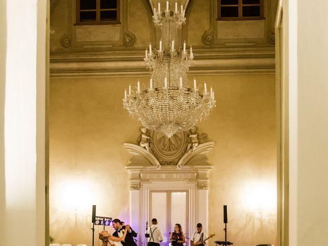 Il matrimonio di Pietro e Sabine a Firenze, Firenze 66