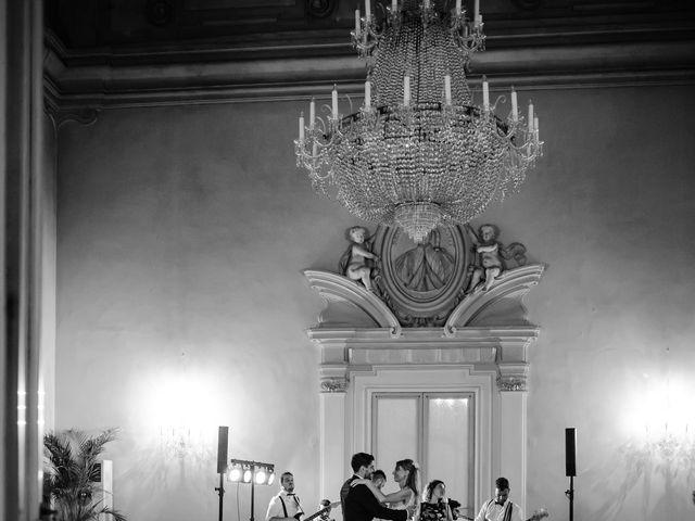 Il matrimonio di Pietro e Sabine a Firenze, Firenze 67