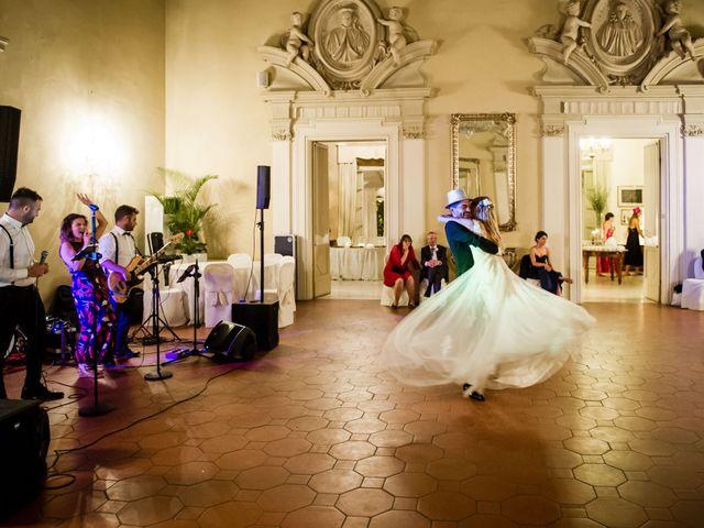 Il matrimonio di Pietro e Sabine a Firenze, Firenze 69