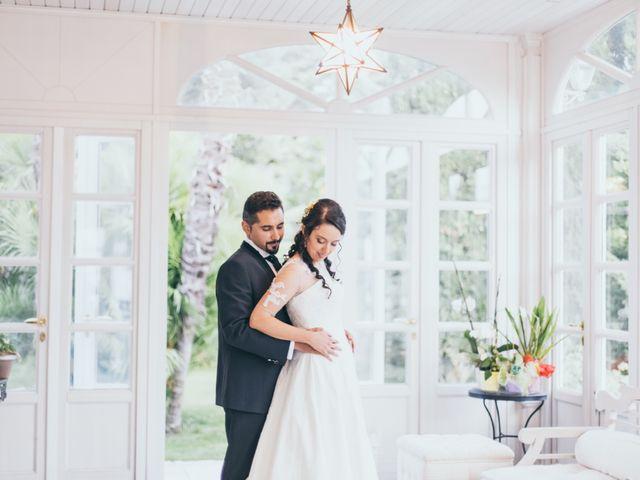 Le nozze di Irene e Tommaso