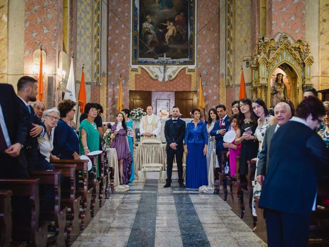 Il matrimonio di Tatiana e Jacopo a Supino, Frosinone 13