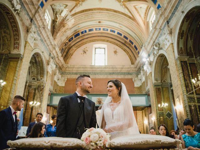 Il matrimonio di Tatiana e Jacopo a Supino, Frosinone 14