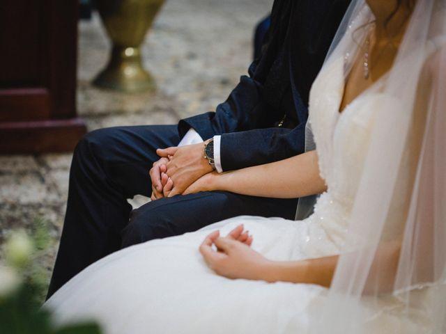 Il matrimonio di Tatiana e Jacopo a Supino, Frosinone 15