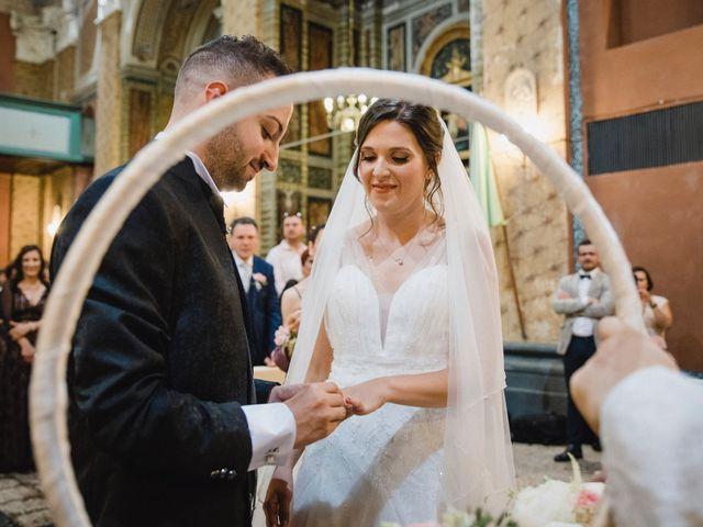 Il matrimonio di Tatiana e Jacopo a Supino, Frosinone 16