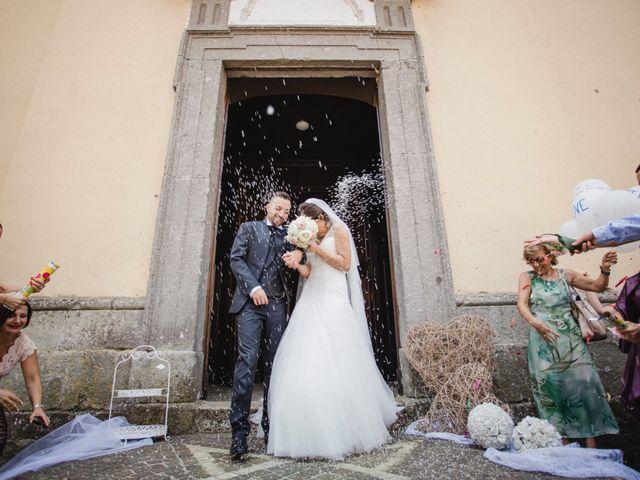 Il matrimonio di Tatiana e Jacopo a Supino, Frosinone 17
