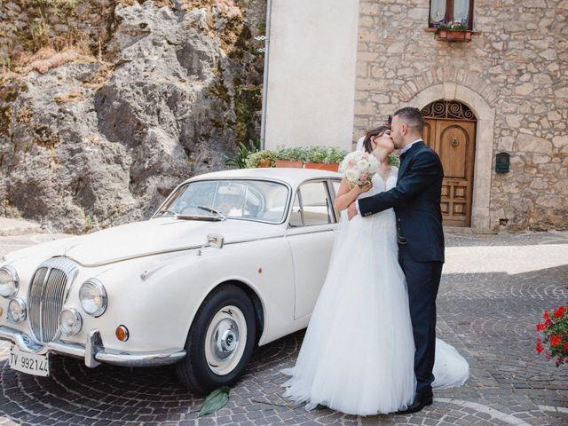 Il matrimonio di Tatiana e Jacopo a Supino, Frosinone 18