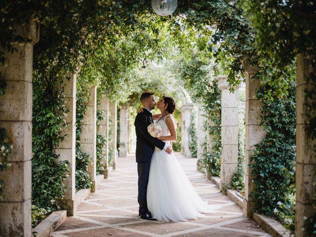 Il matrimonio di Tatiana e Jacopo a Supino, Frosinone 20