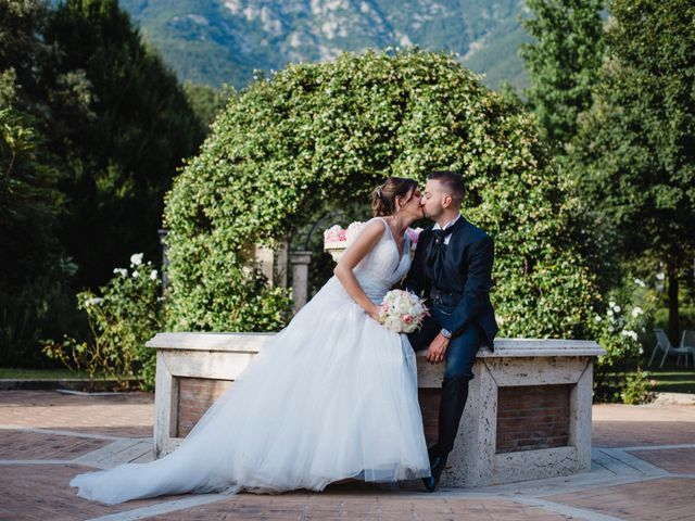 Il matrimonio di Tatiana e Jacopo a Supino, Frosinone 21