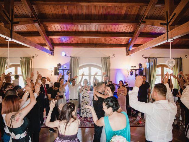 Il matrimonio di Tatiana e Jacopo a Supino, Frosinone 28