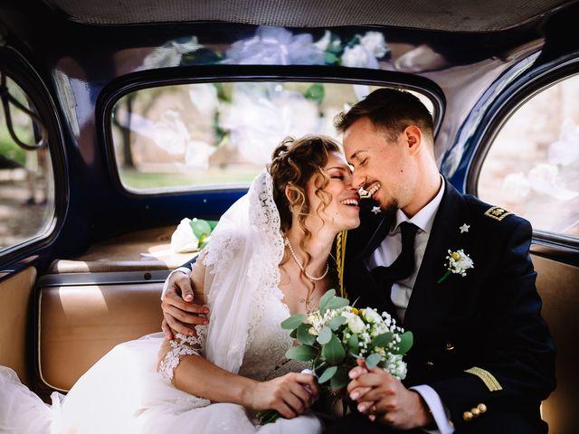 Le nozze di Davide e Agnese