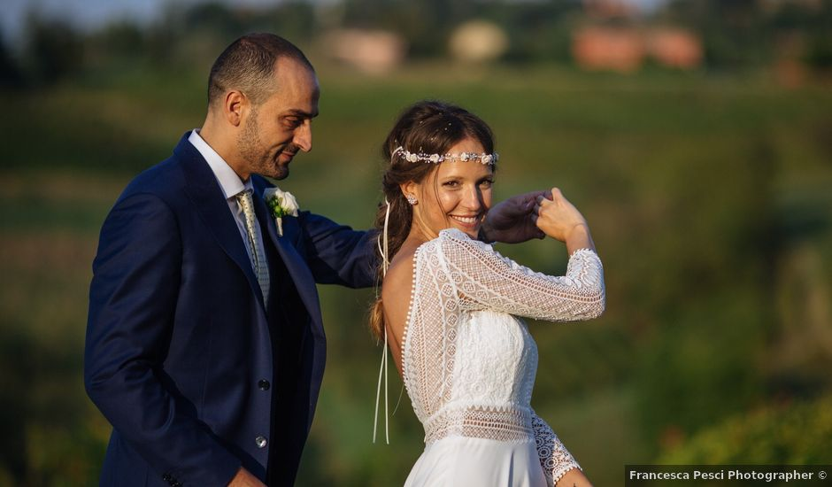 Il matrimonio di Marco e Marta a Casteggio, Pavia