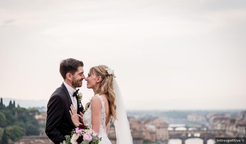 Il matrimonio di Pietro e Sabine a Firenze, Firenze