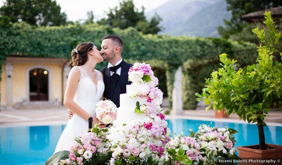 Il matrimonio di Tatiana e Jacopo a Supino, Frosinone