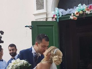 Le nozze di Daniela e Davide 1