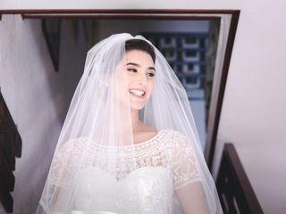 Le nozze di Camille e Mohammed 1