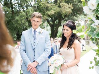 Le nozze di Stephen e Katie