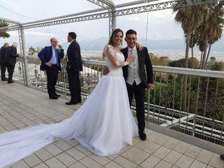 Le nozze di Carmela  e Massimiliano