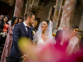 Le nozze di Jaqueline e Marco