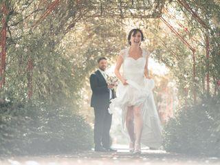 Le nozze di Raffaella e Germano