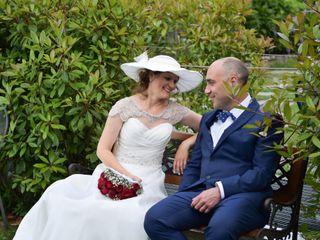 Le nozze di Reka e Maurizio