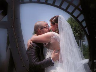 Le nozze di Elisa e Mattia 1