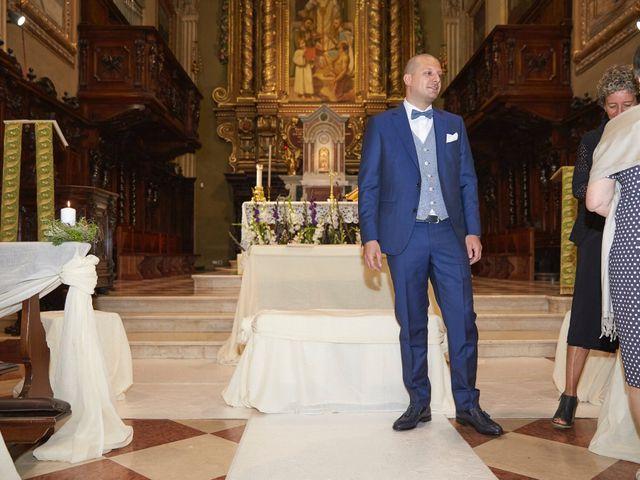 Il matrimonio di Andrea e Elena a Lumezzane, Brescia 1