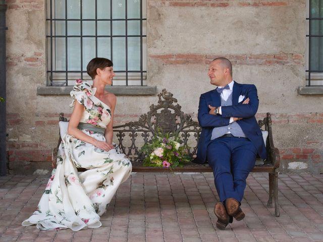 Il matrimonio di Andrea e Elena a Lumezzane, Brescia 6