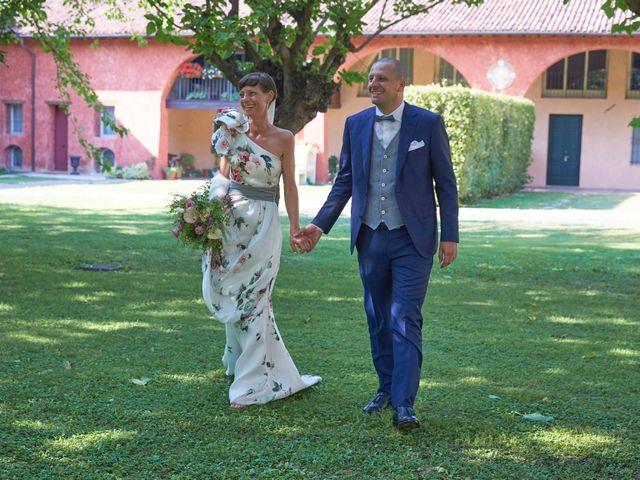 Il matrimonio di Andrea e Elena a Lumezzane, Brescia 8