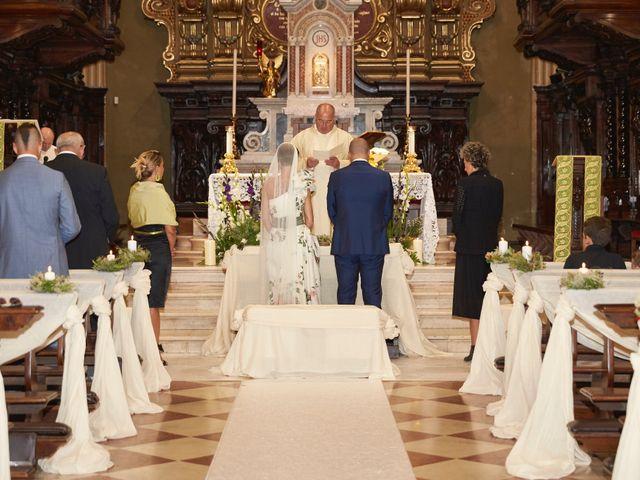 Il matrimonio di Andrea e Elena a Lumezzane, Brescia 16