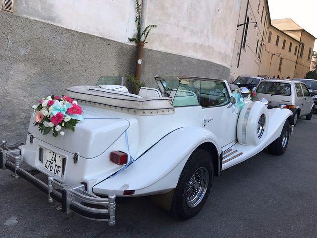 Il matrimonio di Davide e Daniela a Genova, Genova 18
