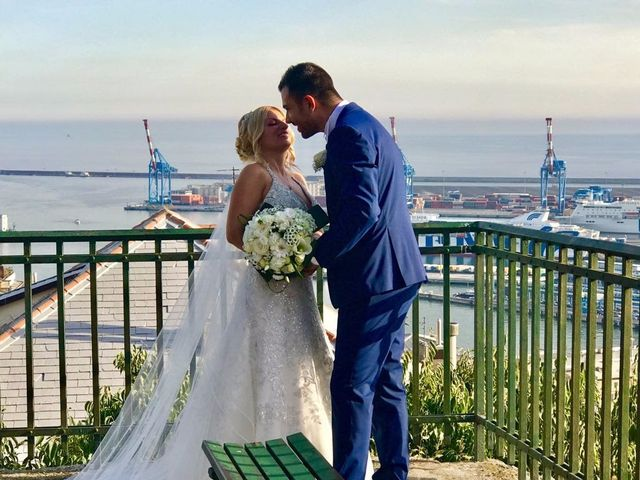 Il matrimonio di Davide e Daniela a Genova, Genova 25