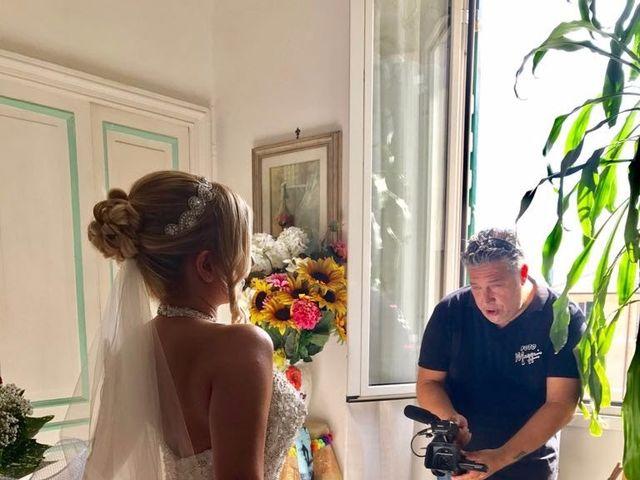 Il matrimonio di Davide e Daniela a Genova, Genova 29