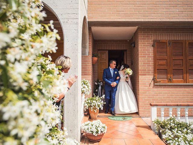 Il matrimonio di Michele e Martina a Tolentino, Macerata 8