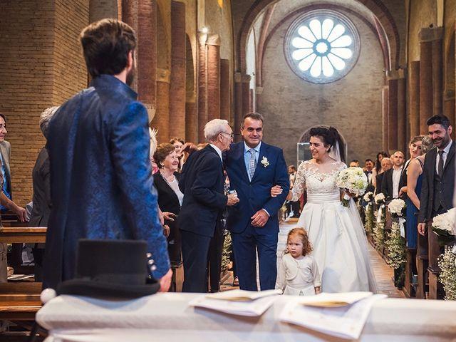 Il matrimonio di Michele e Martina a Tolentino, Macerata 14