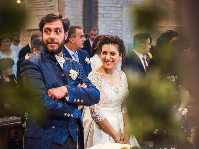 Il matrimonio di Michele e Martina a Tolentino, Macerata 17