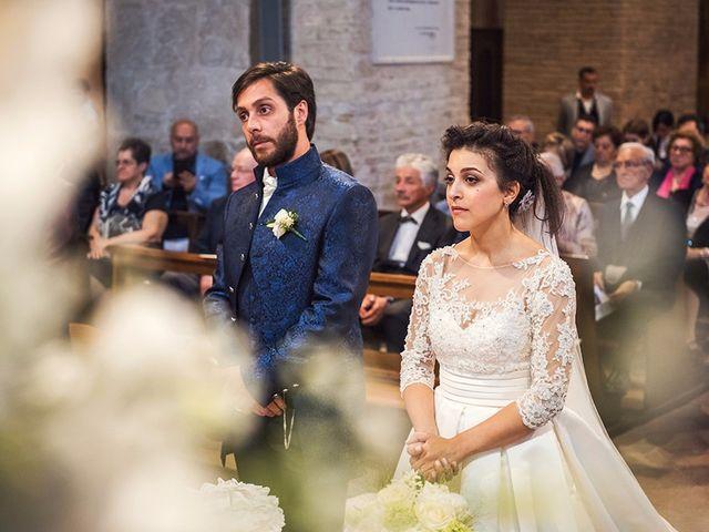 Il matrimonio di Michele e Martina a Tolentino, Macerata 19
